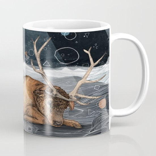 The Unsleeping Dream Mug