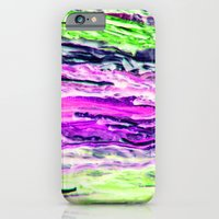 iPhone & iPod Case featuring Wax #4 by Alexis Kadonsky