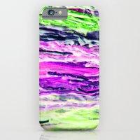 Wax #4 iPhone 6 Slim Case