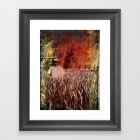 In The Field - Heritage … Framed Art Print