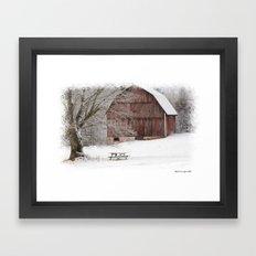 Peacefull Framed Art Print