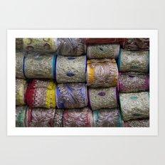 Lace Market Art Print