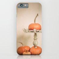 Autumn Pumpkin iPhone 6 Slim Case