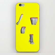 Dismembered iPhone & iPod Skin