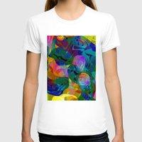 kiss T-shirts featuring Kiss by Klara Acel