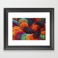 The Coasters Framed Art Print