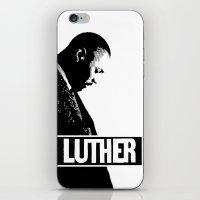 Luther - Idris Elba iPhone & iPod Skin