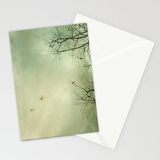 Fly Away With Me 2 Stationery Cards