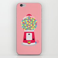 We're All In This Togeth… iPhone & iPod Skin