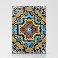 Soothing Mandala Stationery Cards