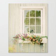 WINDOW PERFECT  Canvas Print
