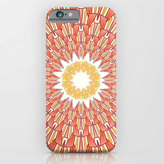 Spring Red iPhone & iPod Case