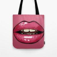 Don´t Kiss & Tell Tote Bag