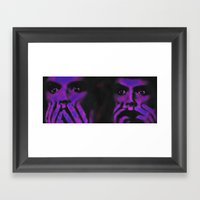 After Hours Framed Art Print