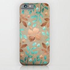 Copper Autumn iPhone 6s Slim Case