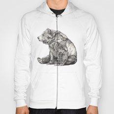 Bear // Graphite Hoody
