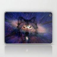 Wolf Energy Laptop & iPad Skin