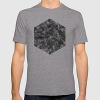 Panelscape - #5 Society6… Mens Fitted Tee Athletic Grey SMALL