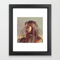 Remember me... Framed Art Print