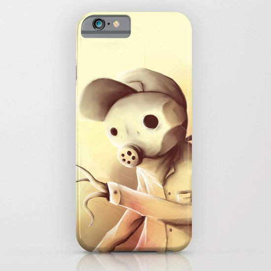 some kind of monster iPhone & iPod Case