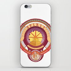 Spirit Seeker. iPhone & iPod Skin