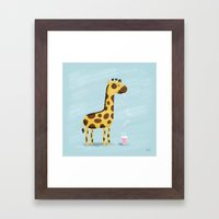 You Were Made For Me Framed Art Print