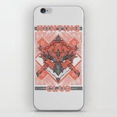 Hunting Club: Rathalos iPhone & iPod Skin