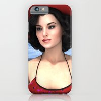 iPhone & iPod Case featuring Vintage Vacation by Design Windmill