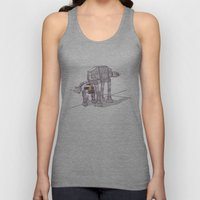 Not Quite A Fire Hydrant Unisex Tank Top
