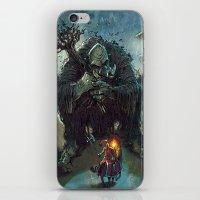 Mountain Troll  iPhone & iPod Skin