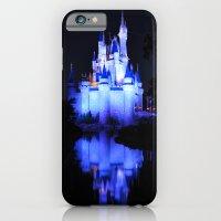 iPhone & iPod Case featuring Cinderella's Castle III by Natasha Crosby