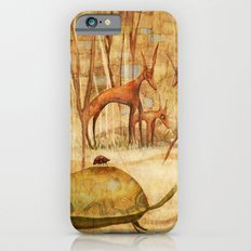 The Tortoise and the Beetle Slim Case iPhone 6s