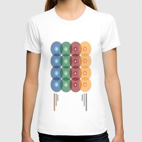 Analog Zine[ Records 2] T-shirt