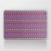 Multicolor Aztec pattern Laptop & iPad Skin