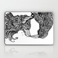 Fox and the Crow Laptop & iPad Skin
