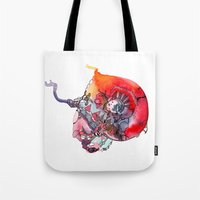 Stain-01 Tote Bag