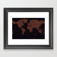 Skulz Framed Art Print