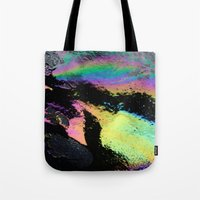Water and Oil Tote Bag