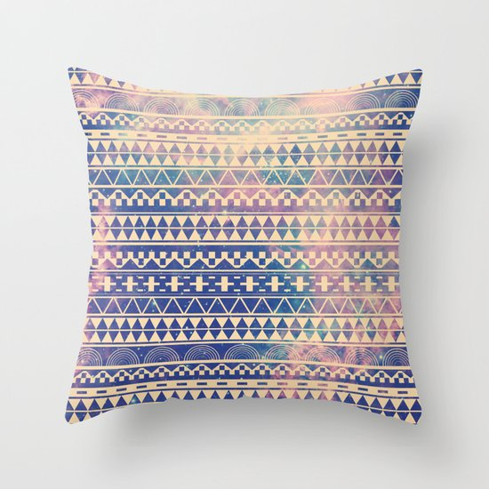 Substitution Throw Pillow