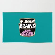 Human Brains Rug
