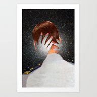 Encapsulated By Double Q… Art Print