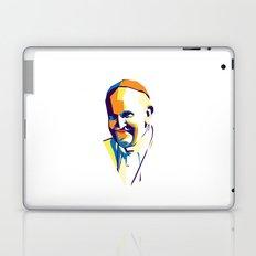 Pope Francis Laptop & iPad Skin