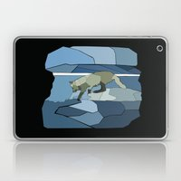 Artic Wolf Laptop & iPad Skin
