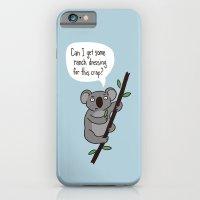 Koala Question iPhone 6 Slim Case