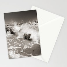 Bolonia waves Stationery Cards