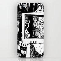 Hallo Mädchen iPhone & iPod Skin