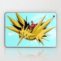 Flash-Dos Laptop & iPad Skin