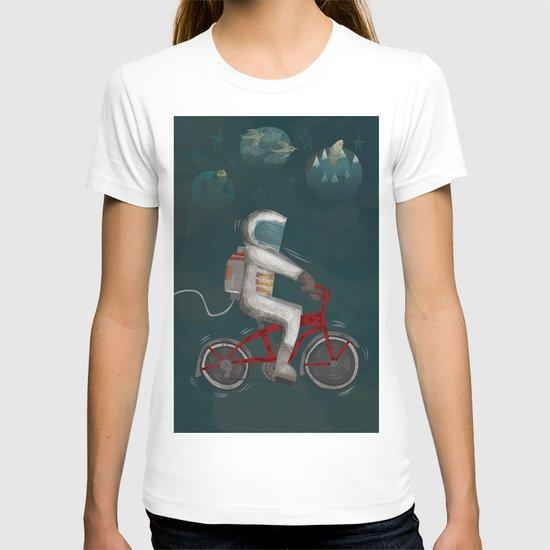 Artcrank poster T-shirt
