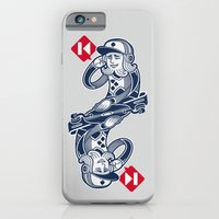 Scratch King iPhone 6 Slim Case