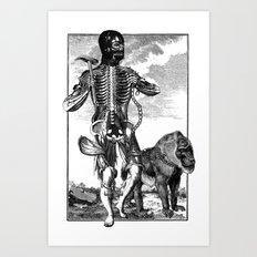 Cenobite Art Print